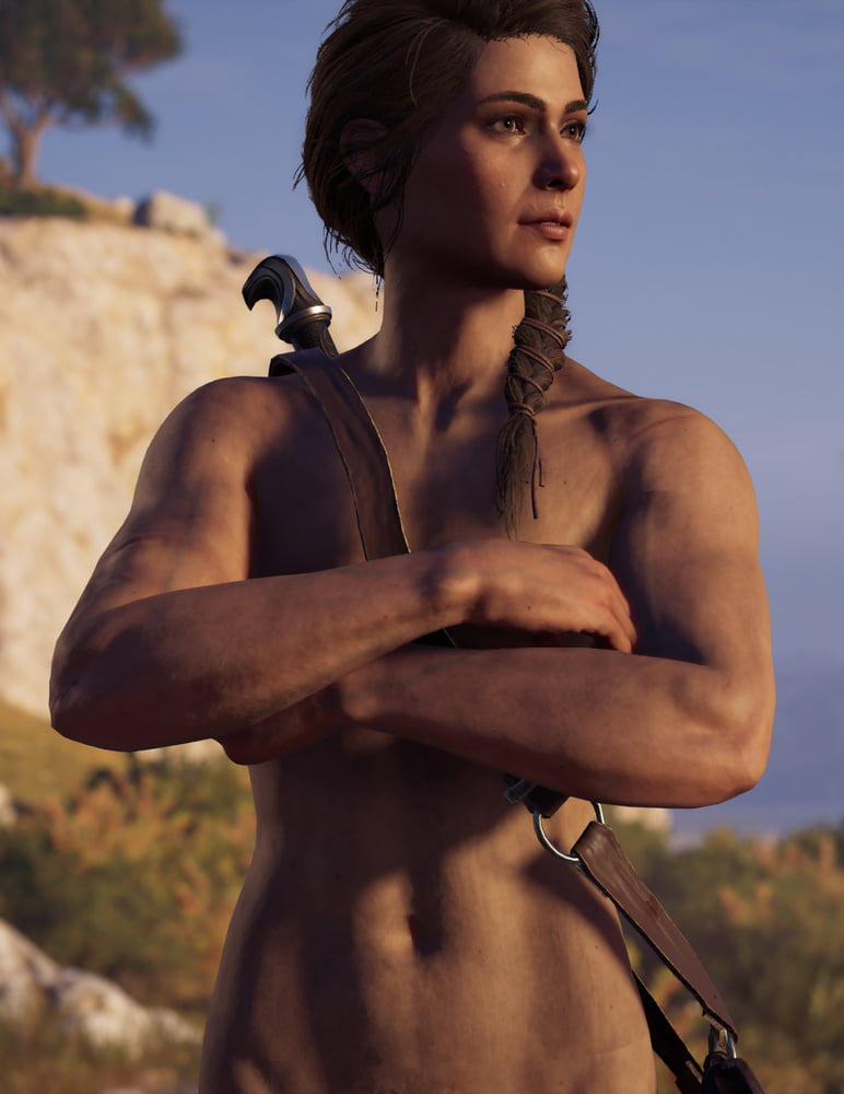 Nude kassandra Assassin's Creed
