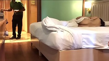 Turkish reluctant sex in hotel room
